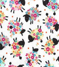 Snuggle Flannel Fabric 42\u0022-Kidston Spring