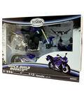 1:12 Yamaha Yzf R1 Motorcycle Model Kit