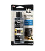FolkArt® Multi-Surface Chalkboard Paint 4oz-Black, , hi-res