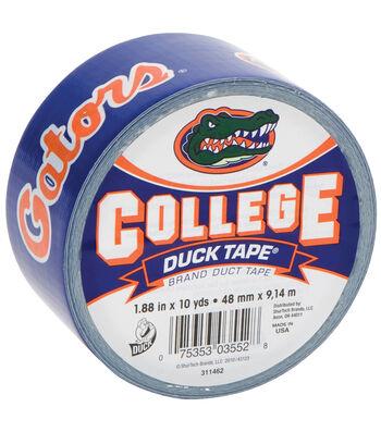 Duck Tape College Logo Florida