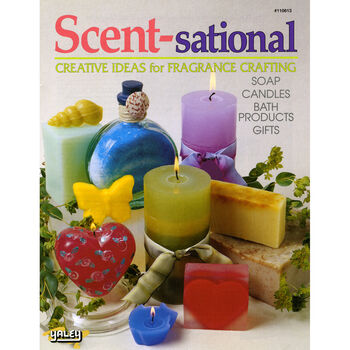 Yaley Candle Crafting Scentsational Book Candles & Soap