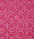 Keepsake Calico Cotton Fabric 43\u0022-Camellia Rose Medallion Blender