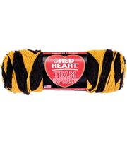 Red Heart Team Spirit Yarn, , hi-res