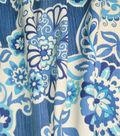 Waverly Sun N\u0027 Shade Outdoor Fabric 54\u0022-Solar Energy Lapis