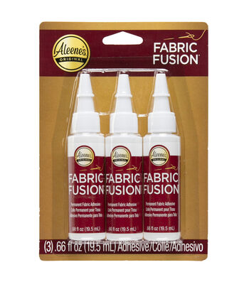 Aleene's Fabric Fusion .66oz 3/Pkg