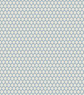 Eaton Square Print Fabric 51\u0022-Cally/Cobalt