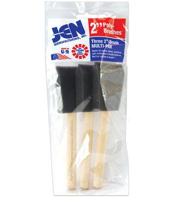 Poly-Sponge Brush Set