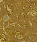 Waverly Upholstery Fabric 55\u0022-Spice Of Life/Chestnut