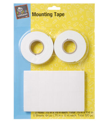 Busy Kids Learning Mounting Tape Set