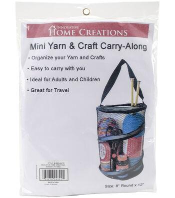 Innovative Home Creations Yarn & Craft Carry-Along 8''x12''
