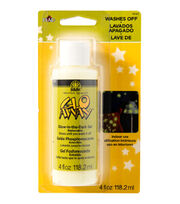 FolkArt® Glo-Away Glow-in-the-Dark Paint 4oz., , hi-res