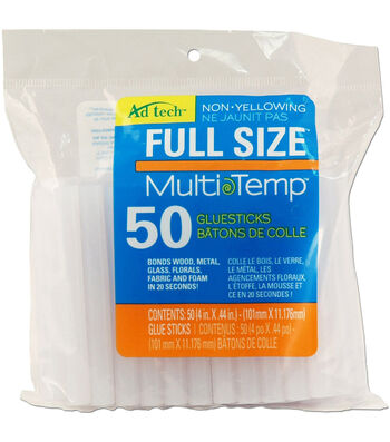 Adhesive Tech Multi Temp Glue Sticks 50 pcs