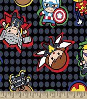 Marvel's Kawaii Print Fabric-Characters, , hi-res