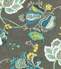 Richloom Studio® Multi-Purpose Decor Fabric 54\u0022-Bach Aquamarine