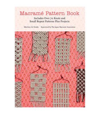St. Martin's Books Macrame Pattern Book