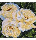 10X10     -White Roses Ndlpnt