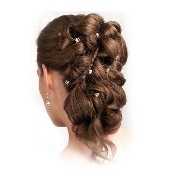 Wilton® 6pk Rhinestone Hair Coils