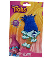 DreamWorks Trolls 2.75''x5'' Fablique-Branch, , hi-res