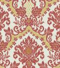 Home Decor 8\u0022x8\u0022 Fabric Swatch-Bedazzle Clementine