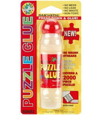 Washable Puzzle Glue