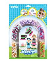 Perler Fun Fusion Fuse Bead Activity Kit-Tea Party, , hi-res