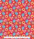Tutti Fruitti Love Bug Embellished Fabric 44\u0027\u0027-Dragonfly Dots on Pink