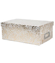 DCWV Gold Rose Storage Box, , hi-res