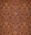 Home Decor 8\u0022x8\u0022 Fabric Swatch-Upholstery Fabric Barrow M7841-5971 Onyx