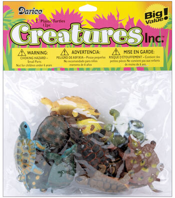 Darice Creatures Inc.-Turtles-12