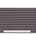 Quilter\u0027s Showcase™ Fabric 43\u0027\u0027-Linear Floral on Navy