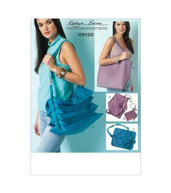 Vogue Patterns Misses Totes & Bags-V9120