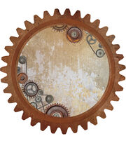 Kaisercraft Factory 42 10 pk 12''x12'' Specialty Papers-Cog & Pulleys, , hi-res