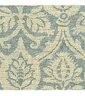 Home Decor 8\u0022x8\u0022 Fabric Swatch-Damask Robin\u0027s Egg