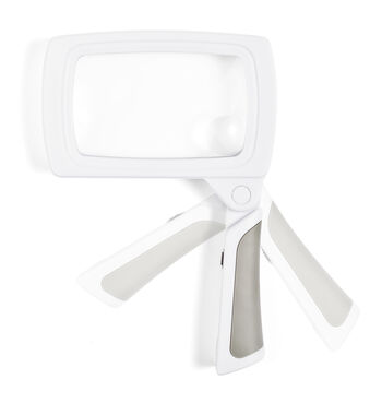 Folding Led Magnifier