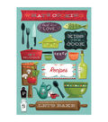 Cardstock Stickers-What\u0027s Cooking