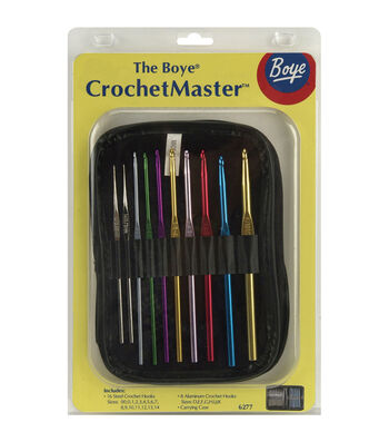 CrochetMaster Set