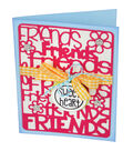 Sizzix Thinlits Stephanie Barnard 2 Pack Dies-Friends