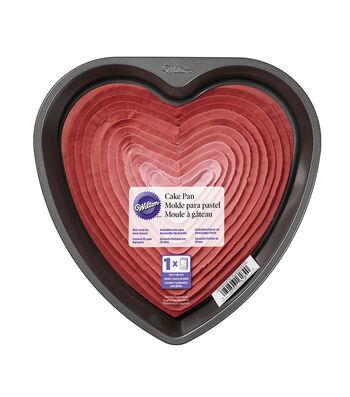 """Wilton® 9"""" Non-Stick Cake Pan-Heart"""