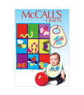 McCall\u0027s Pattern- M7172-OSZ Bib, Quilt and Bug Appliques-One Size Only