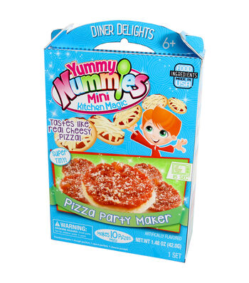 Yummy Nummies Diner Delights-Pizza