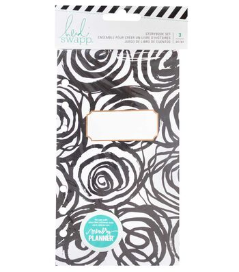 Heidi Swapp® Fresh Start Storybook-Elegant