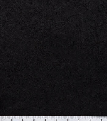 Alova Distressed Fabric 58''-Caviar
