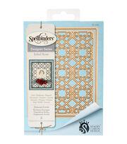Spellbinders® Card Creator Stacey Caron Etched Die-Untamed Scrolls, , hi-res