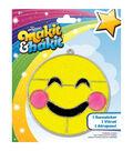 Makit & Bakit® Suncatcher Kit-Emoji Blushing