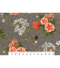Two Daughters Premium Quilt Cotton Fabric 43\u0027\u0027-Garden Blooms Butterfly