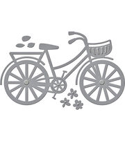 Spellbinders™ Die D-Lites 3 Pack Etched Dies-Bicycle, , hi-res