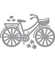 Spellbinders™ Die D-Lites 3 Pack Etched Dies-Bicycle, , hi-res