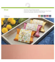 Cricut® 10 Pack 12''x12'' Foil Poster Board-Pastel, , hi-res