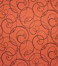 Barrow Upholstery Fabric 56\u0022-Maraschino