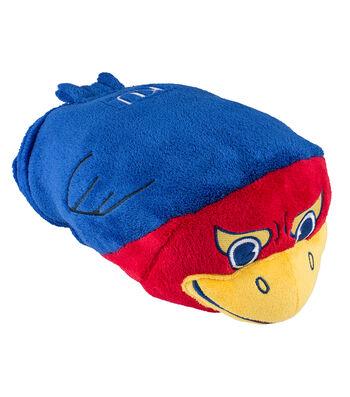 University of Kansas Hooded Blanket